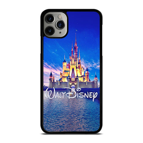 WALT DISNEY CASTLE iPhone 11 Pro Max Case Cover