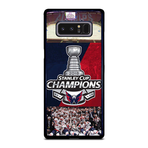WASHINGTON CAPITALS CHAMPIONS Samsung Galaxy Note 8 Case Cover