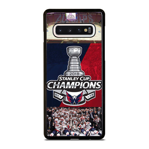 WASHINGTON CAPITALS CHAMPIONS Samsung Galaxy S10 Case Cover