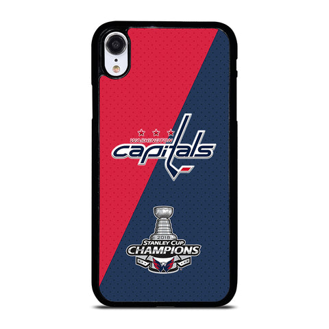 WASHINGTON CAPITALS STANLEY CUP iPhone XR Case Cover