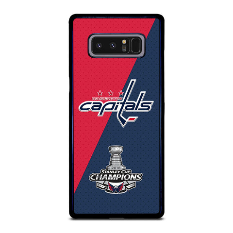 WASHINGTON CAPITALS STANLEY CUP Samsung Galaxy Note 8 Case Cover