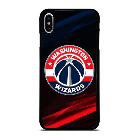 WASHINGTON WIZARDS LOGO iPhone XS Max Case Cover