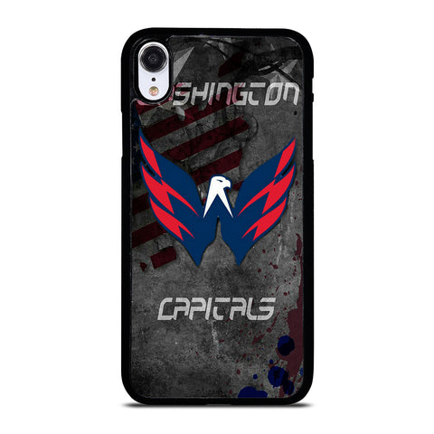 WASHINGTON CAPITALS LOCO iPhone XR Case Cover