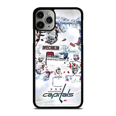 WASHINGTON CAPITALS SYMBOL iPhone 11 Pro Max Case Cover