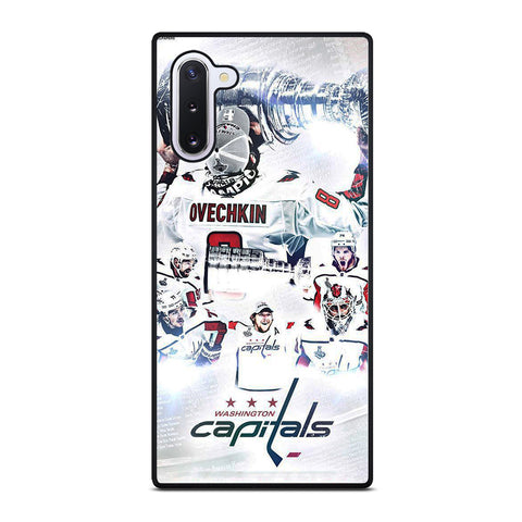 WASHINGTON CAPITALS SYMBOL Samsung Galaxy Note 10 Case Cover