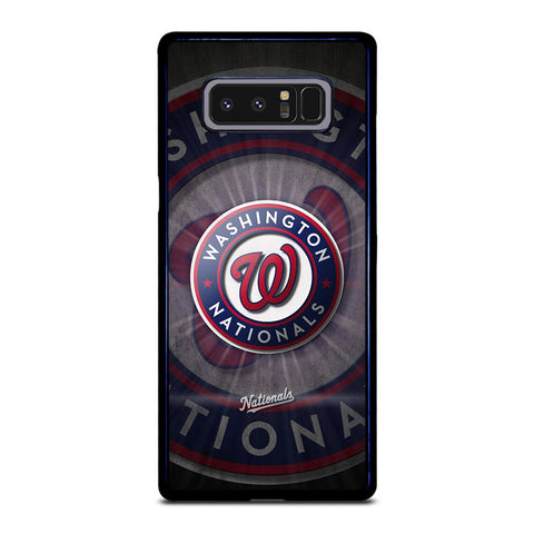 WASHINGTON NATIONALS BASEBALL ICON Samsung Galaxy Note 8 Case Cover