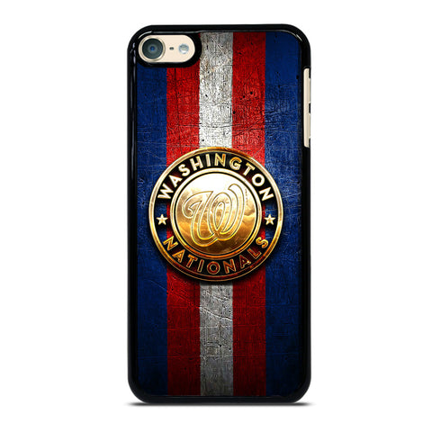 WASHINGTON NATIONALS GOLD LOGO iPod Touch 6 Case