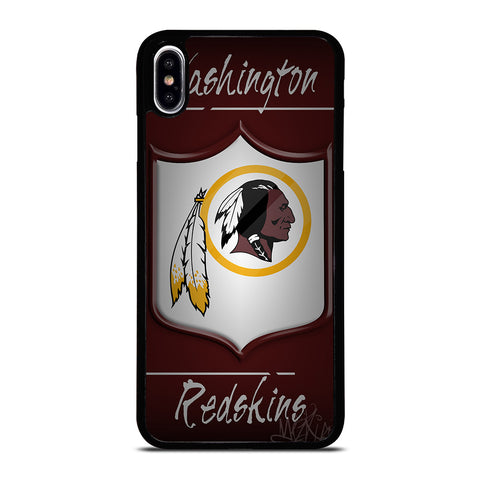 WASHINGTON REDSKINS ICON iPhone XS Max Case Cover