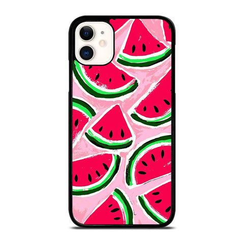 WATERMELON ART iPhone 11 Case Cover