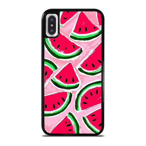 WATERMELON ART iPhone X / XS Case Cover