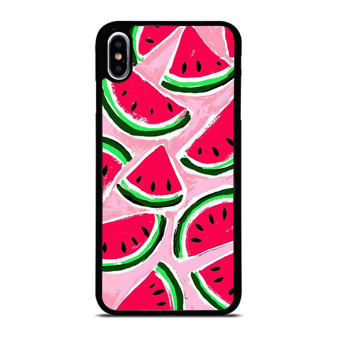 WATERMELON ART iPhone XS Max Case Cover