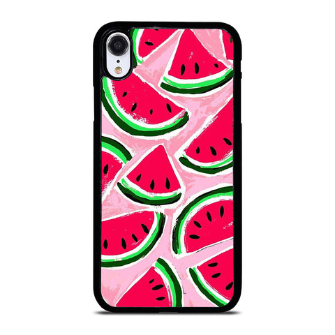 WATERMELON ART iPhone XR Case Cover