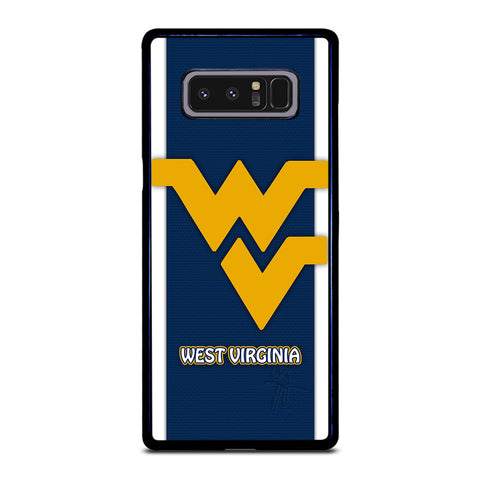 WEST VIRGINIA MOUNTAINEERS Samsung Galaxy Note 8 Case Cover
