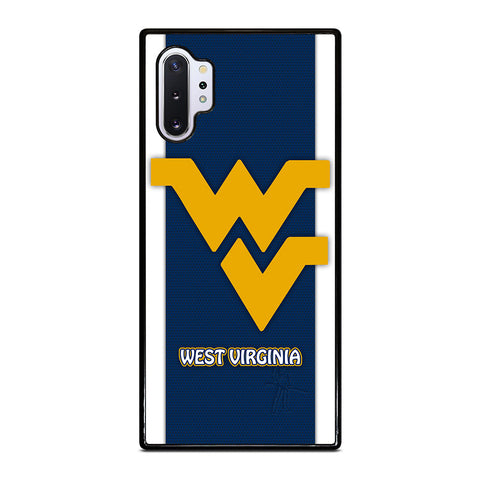 WEST VIRGINIA MOUNTAINEERS Samsung Galaxy Note 10 Plus Case Cover