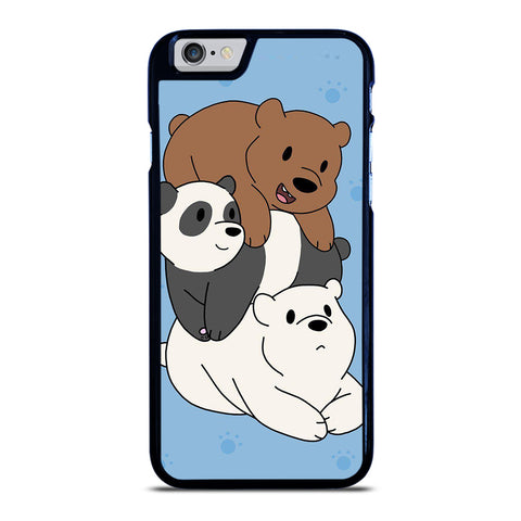 WE BARE BEARS CUTE CARTOON iPhone 6 / 6S Case Cover