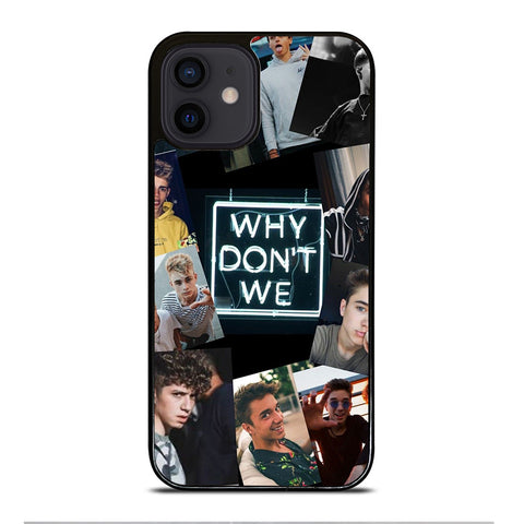 WHY DON'T WE COLLAGE 2 iPhone 12 Mini Case Cover