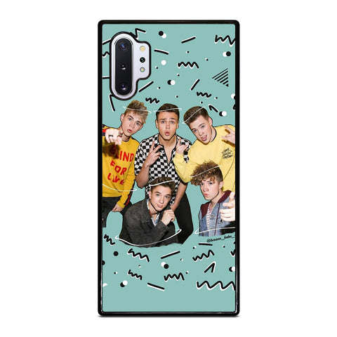 WHY DON'T WE Samsung Galaxy Note 10 Plus Case Cover