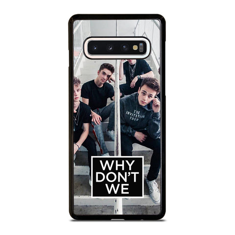WHY DON'T WE 2 Samsung Galaxy S10 Case Cover
