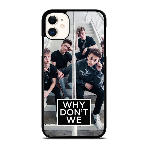 WHY DON'T WE 2 iPhone 11 Case Cover