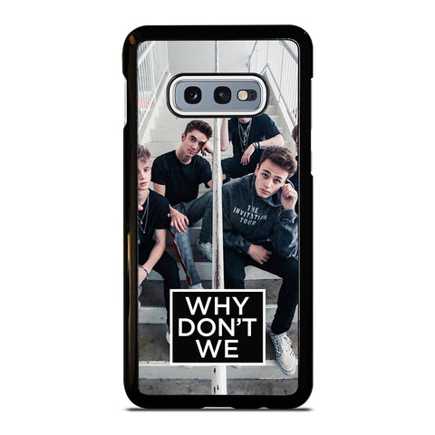 WHY DON'T WE 2 Samsung Galaxy S10e Case Cover