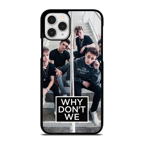 WHY DON'T WE 2 iPhone 11 Pro Case Cover