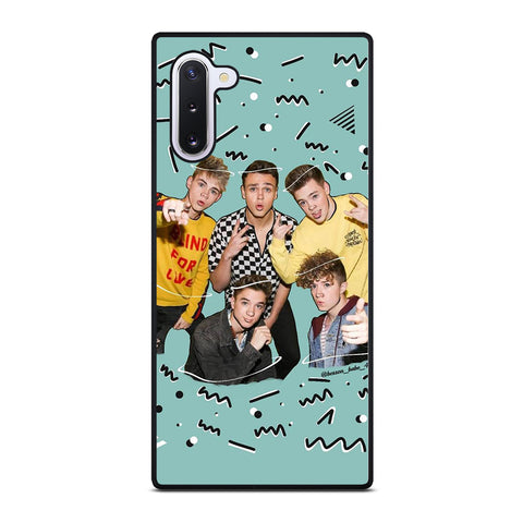 WHY DON'T WE Samsung Galaxy Note 10 Case Cover