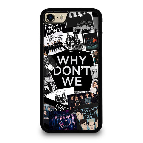 WHY DON'T WE BAND COLLAGE iPhone 7 / 8 Case Cover