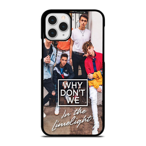 WHY DON'T WE IN THE LIMELIGHT iPhone 11 Pro Case Cover
