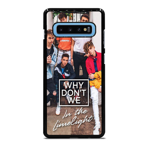 WHY DON'T WE IN THE LIMELIGHT Samsung Galaxy S10 Plus Case Cover