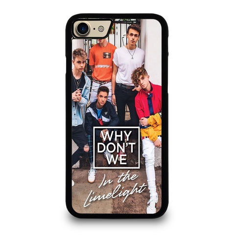 WHY DON'T WE IN THE LIMELIGHT iPhone 7 / 8 Case Cover