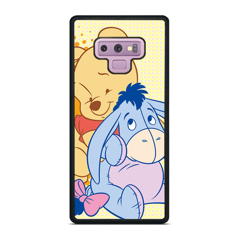 WINNIE THE POOH EEYORE CARTOON Samsung Galaxy Note 9 Case Cover