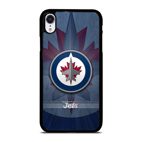 WINNIPEG JETS ICON iPhone XR Case Cover