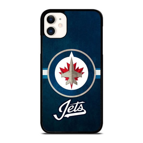 WINNIPEG JETS SYMBOL iPhone 11 Case Cover