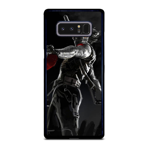 WINTER SOLDIER MARVEL Samsung Galaxy Note 8 Case Cover