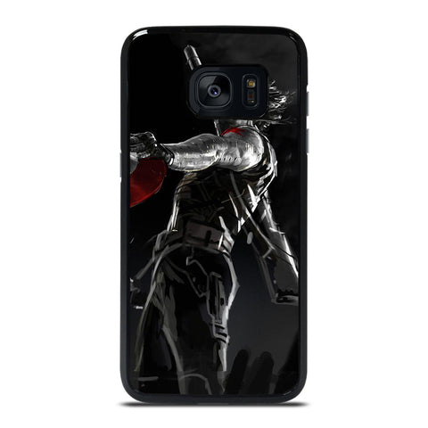 WINTER SOLDIER MARVEL Samsung Galaxy S7 Edge Case Cover