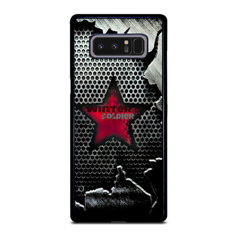 WINTER SOLDIER LOGO MARVEL Samsung Galaxy Note 8 Case Cover