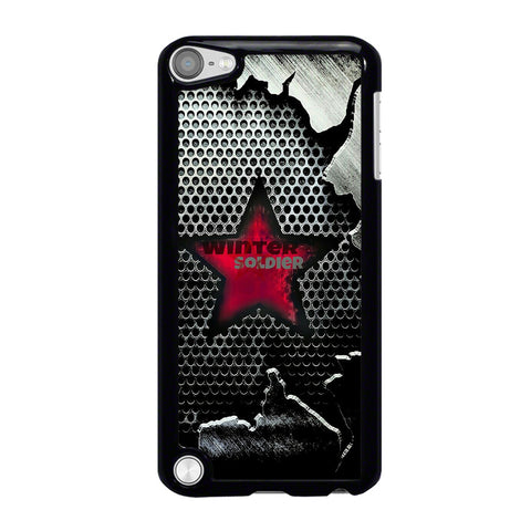 WINTER SOLDIER LOGO MARVEL iPod Touch 5 Case