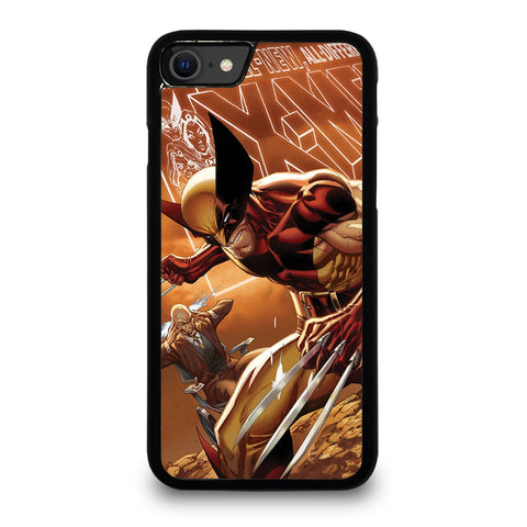WOLVERINE MARVEL ALL NEW iPhone SE 2020 Case Cover