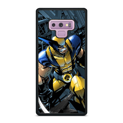 WOLVERINE X-MEN CARTOON Samsung Galaxy Note 9 Case Cover
