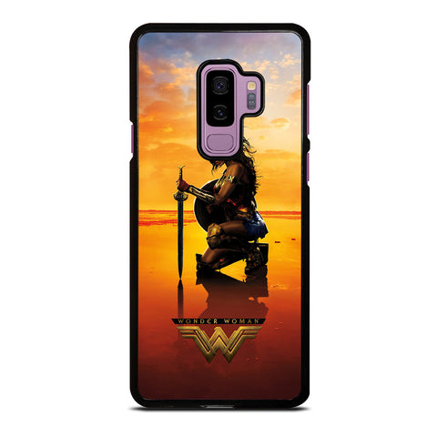 WONDER WOMAN ART NEW Samsung Galaxy S9 Plus Case Cover