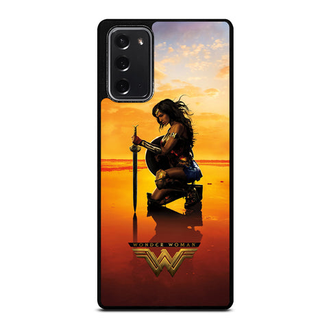 WONDER WOMAN ART NEW Samsung Galaxy Note 20 Case Cover
