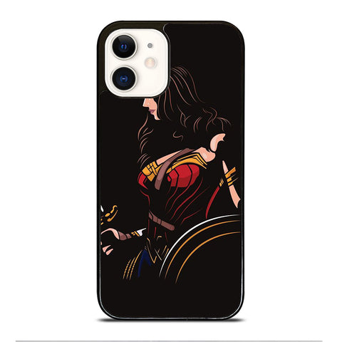 WONDER WOMAN ART iPhone 12 Case Cover
