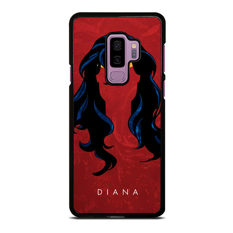 WONDER WOMAN DIANA Samsung Galaxy S9 Plus Case Cover