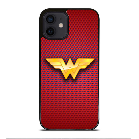 WONDER WOMAN LOGO iPhone 12 Mini Case Cover
