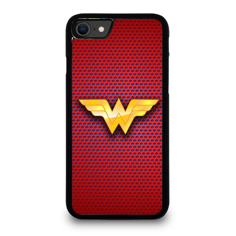 WONDER WOMAN LOGO iPhone SE 2020 Case Cover