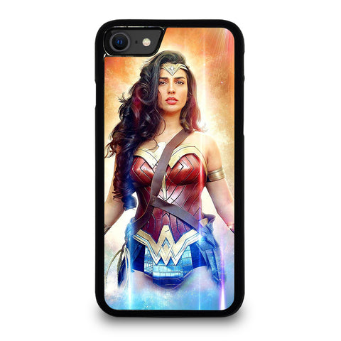 WONDER WOMAN SUPER HERO DC iPhone SE 2020 Case Cover