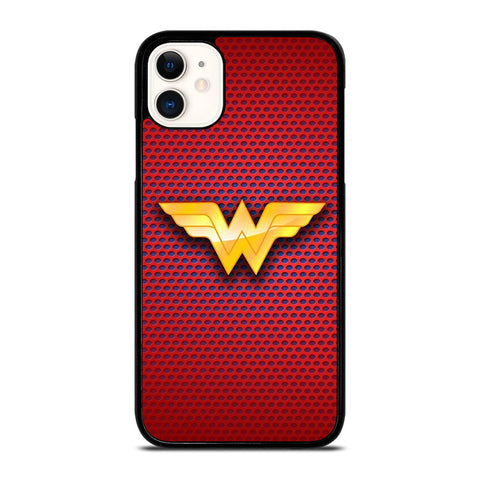 WONDER WOMAN LOGO iPhone 11 Case Cover