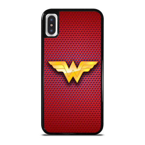 WONDER WOMAN LOGO iPhone X / XS Case Cover