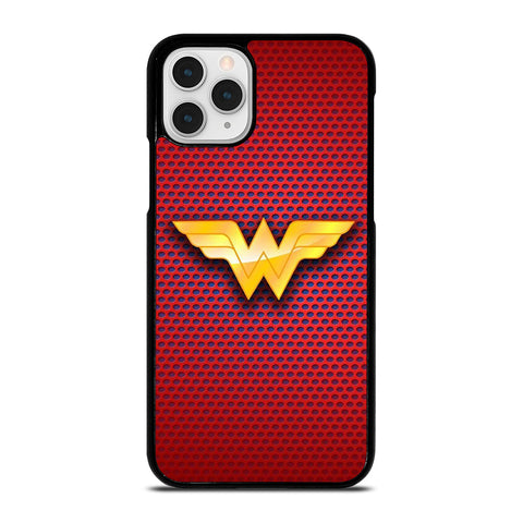 WONDER WOMAN LOGO iPhone 11 Pro Case Cover