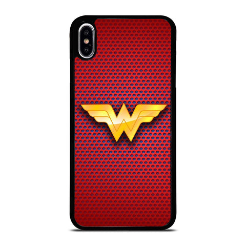 WONDER WOMAN LOGO iPhone XS Max Case Cover